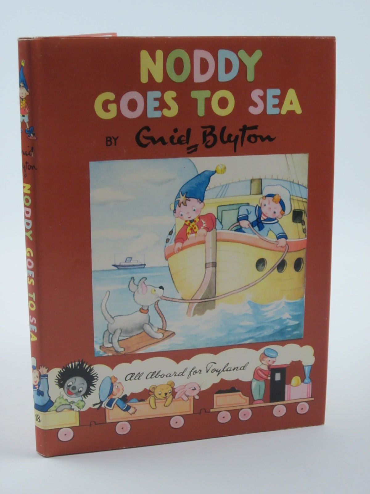 Photo of NODDY GOES TO SEA- Stock Number: 1309299