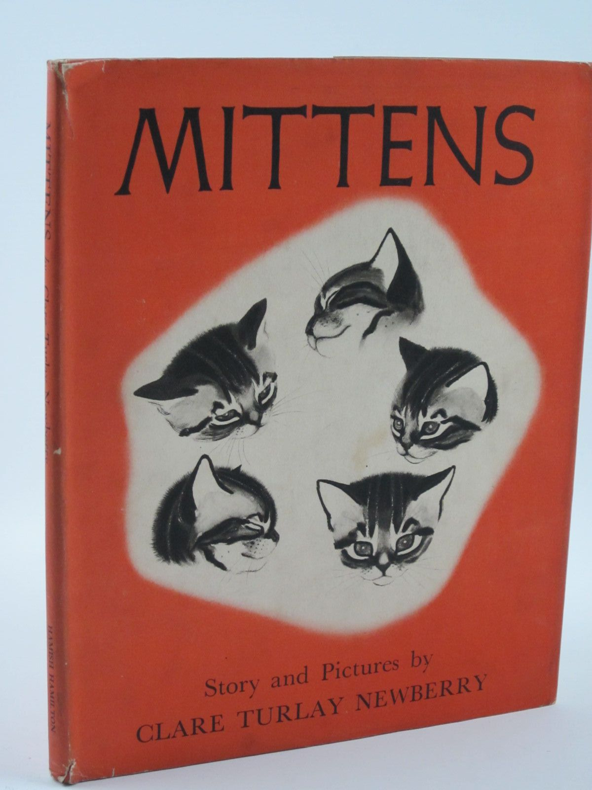 Photo of MITTENS written by Newberry, Clare Turlay illustrated by Newberry, Clare Turlay published by Hamish Hamilton (STOCK CODE: 1309610)  for sale by Stella & Rose's Books