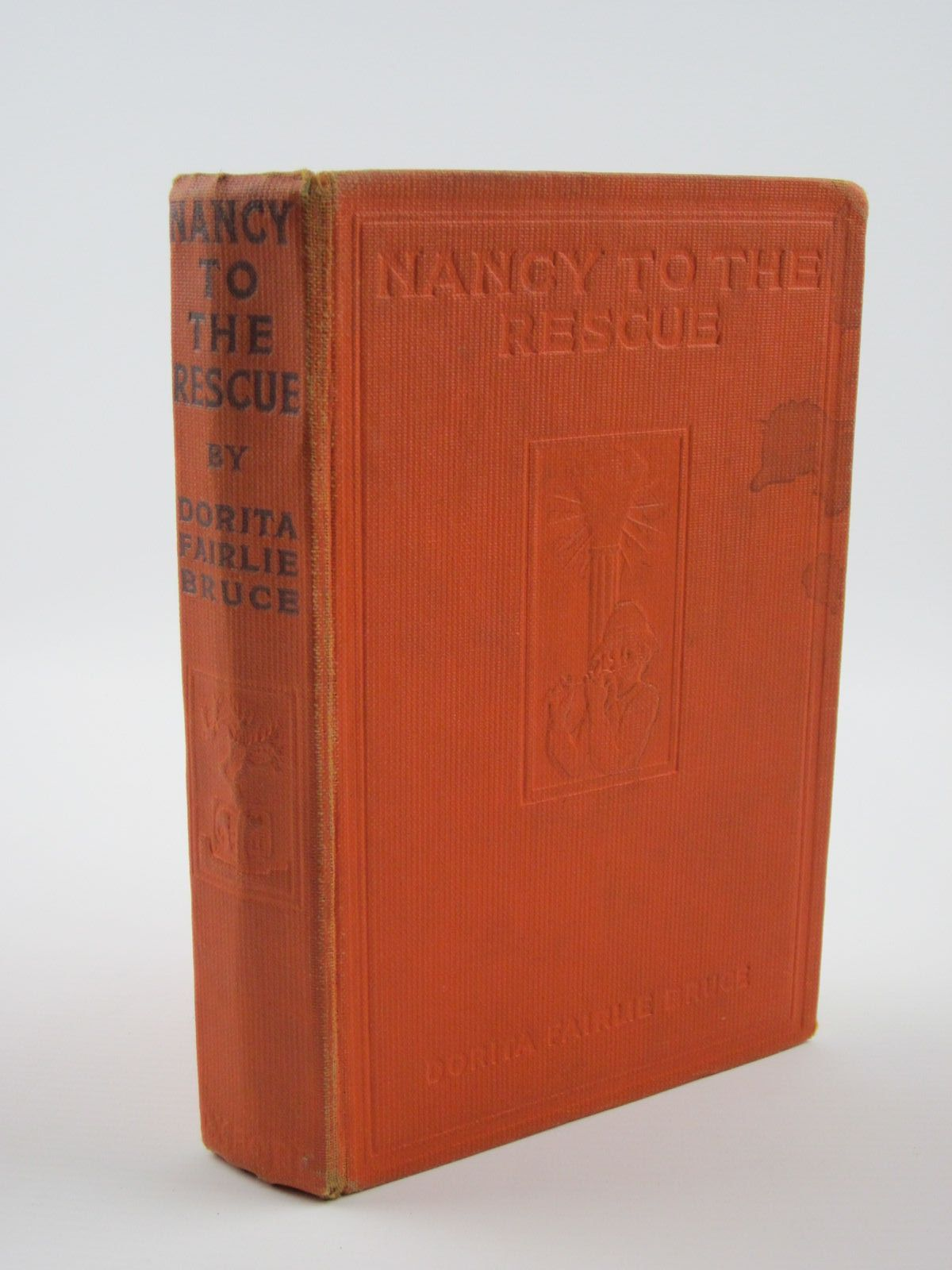 Photo of NANCY TO THE RESCUE written by Bruce, Dorita Fairlie published by Oxford University Press, Humphrey Milford (STOCK CODE: 1309636)  for sale by Stella & Rose's Books