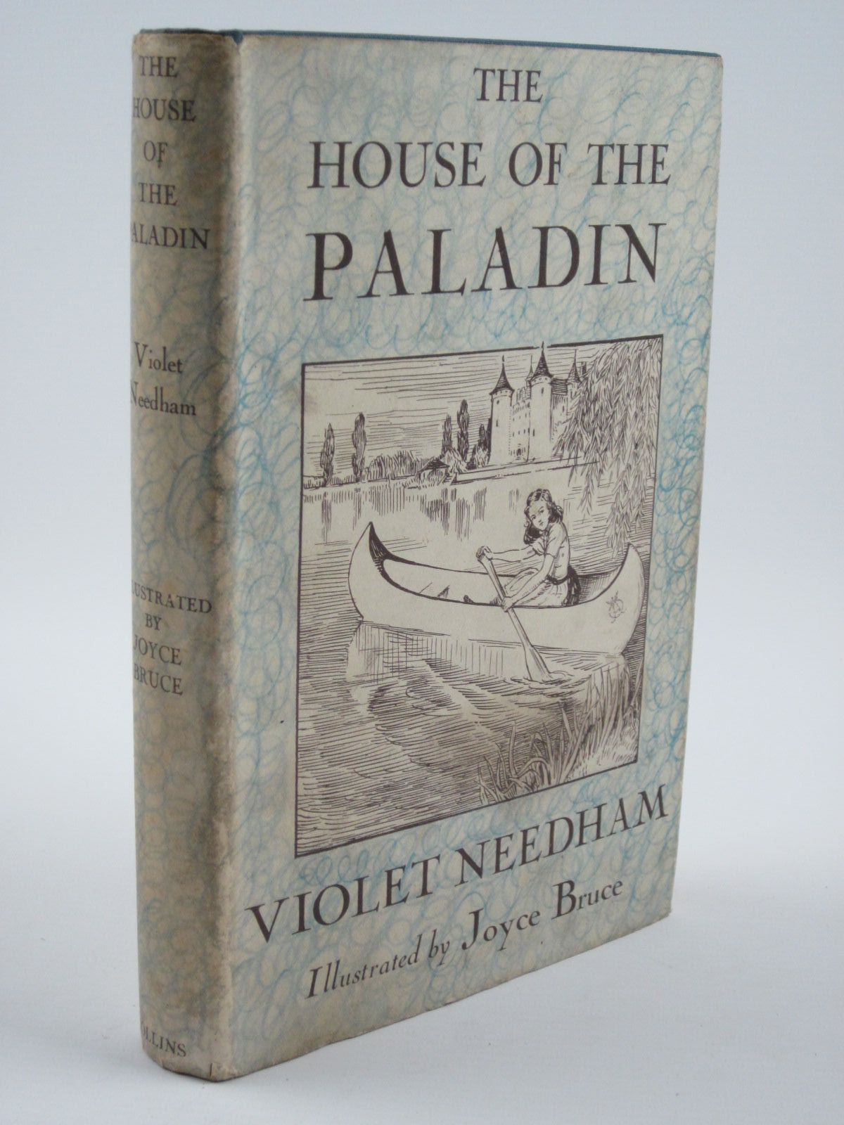 Photo of THE HOUSE OF THE PALADIN written by Needham, Violet illustrated by Bruce, Joyce published by Collins (STOCK CODE: 1309681)  for sale by Stella & Rose's Books