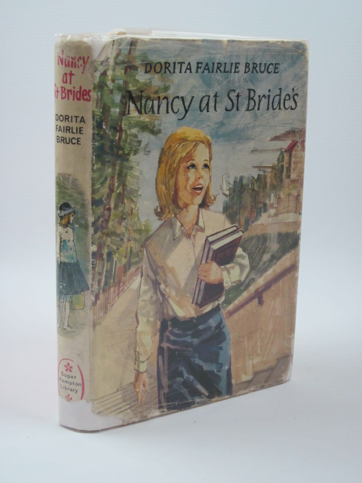 Photo of NANCY AT ST. BRIDE'S written by Bruce, Dorita Fairlie published by Brockhampton Press (STOCK CODE: 1309937)  for sale by Stella & Rose's Books