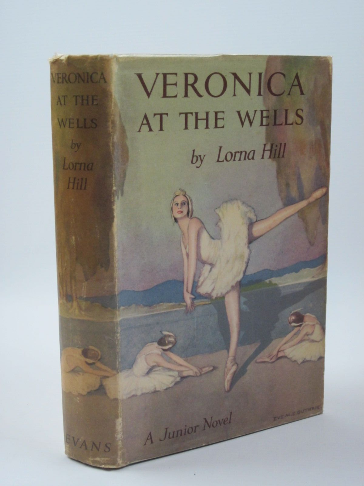 Photo of VERONICA AT THE WELLS written by Hill, Lorna illustrated by Guthrie, Eve published by Evans Brothers Limited (STOCK CODE: 1309958)  for sale by Stella & Rose's Books