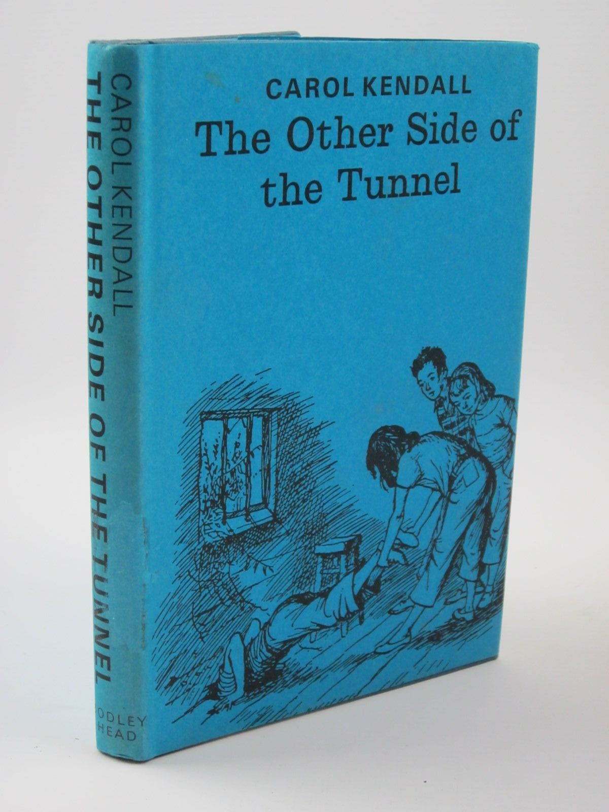 Photo of THE OTHER SIDE OF THE TUNNEL written by Kendall, Carol illustrated by Buchanan, Lilian published by The Bodley Head (STOCK CODE: 1309974)  for sale by Stella & Rose's Books