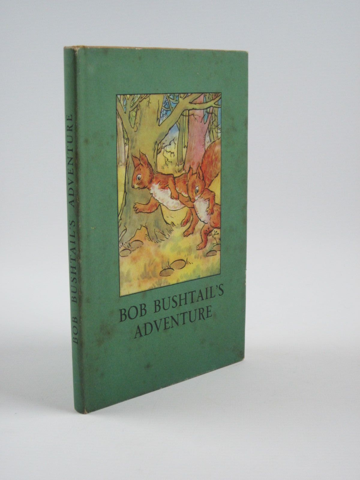 Photo of BOB BUSHTAIL'S ADVENTURE written by Macgregor, A.J.<br />Perring, W. illustrated by Macgregor, A.J. published by Wills & Hepworth Ltd. (STOCK CODE: 1310188)  for sale by Stella & Rose's Books