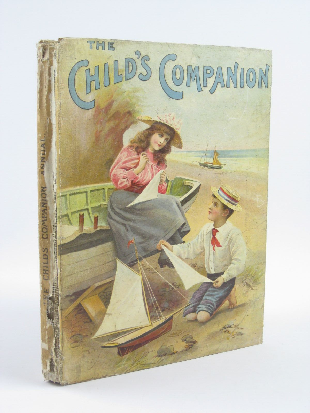 Photo of THE CHILD'S COMPANION VOLUME 77 published by The Religious Tract Society (STOCK CODE: 1310302)  for sale by Stella & Rose's Books