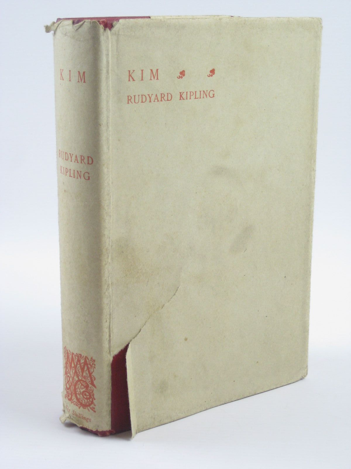 Photo of KIM written by Kipling, Rudyard published by Macmillan & Co. Ltd. (STOCK CODE: 1310314)  for sale by Stella & Rose's Books