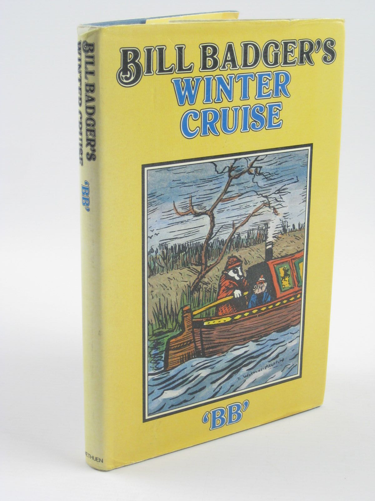 Photo of BILL BADGER'S WINTER CRUISE written by BB,  illustrated by BB,  published by Methuen Children's Books (STOCK CODE: 1310315)  for sale by Stella & Rose's Books
