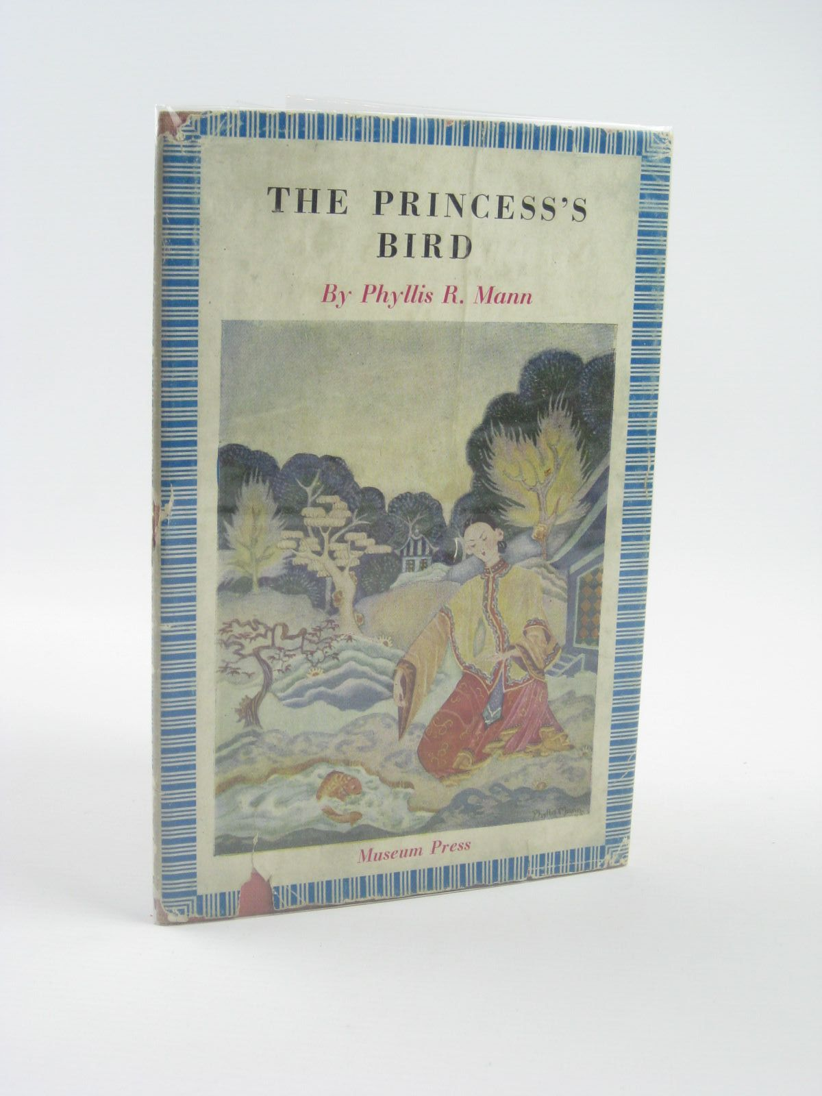 Photo of THE PRINCESS'S BIRD written by Mann, Phyllis R. illustrated by Mann, Phyllis R. published by Museum Press Limited (STOCK CODE: 1310412)  for sale by Stella & Rose's Books
