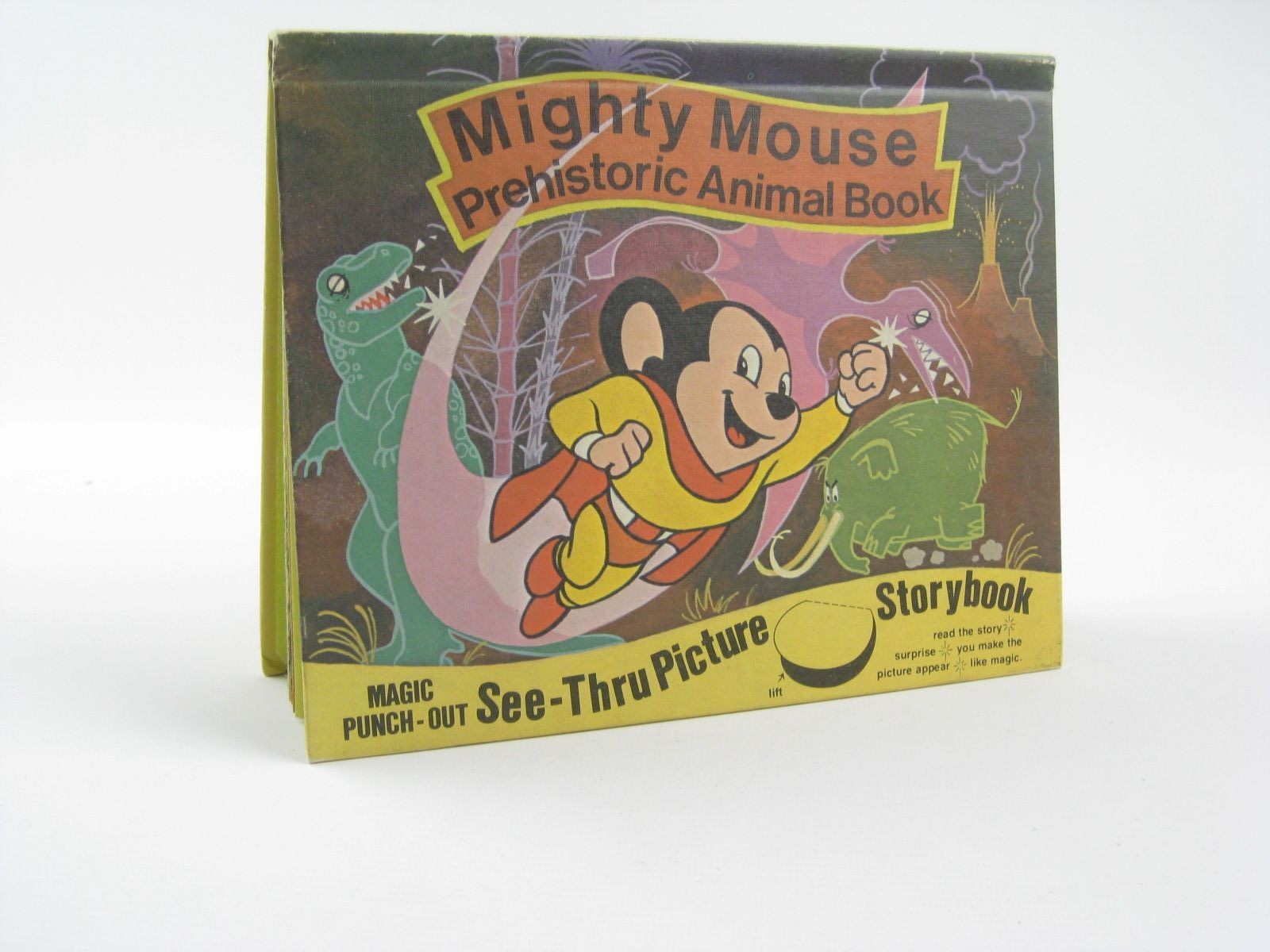 Photo of MIGHTY MOUSE PREHISTORIC ANIMAL BOOK written by Elias, Horace J. published by Ottenheimer Publishers, Inc. (STOCK CODE: 1310436)  for sale by Stella & Rose's Books