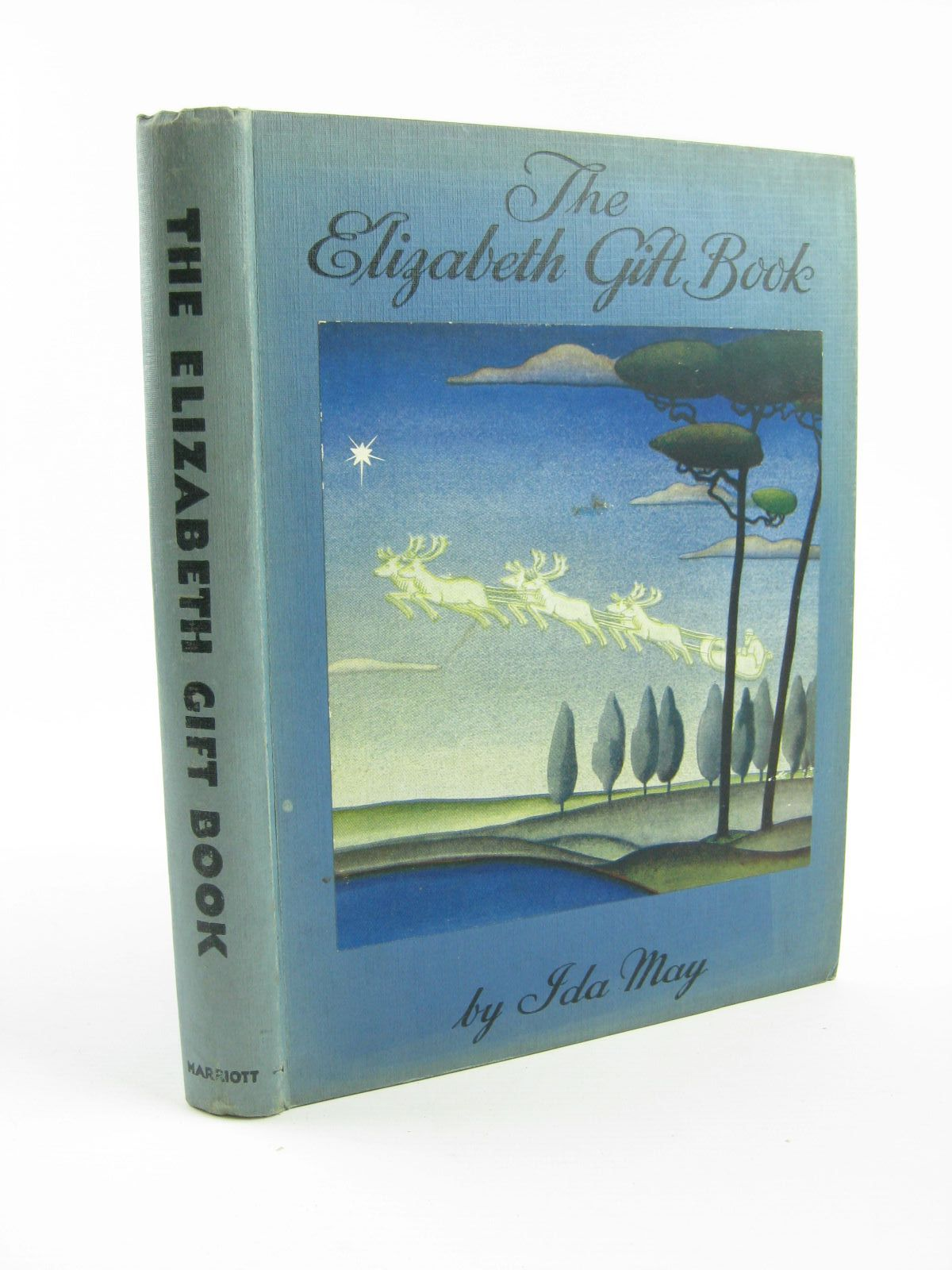Photo of THE ELIZABETH GIFT BOOK written by May, Ida published by Albert E. Marriott (STOCK CODE: 1310575)  for sale by Stella & Rose's Books