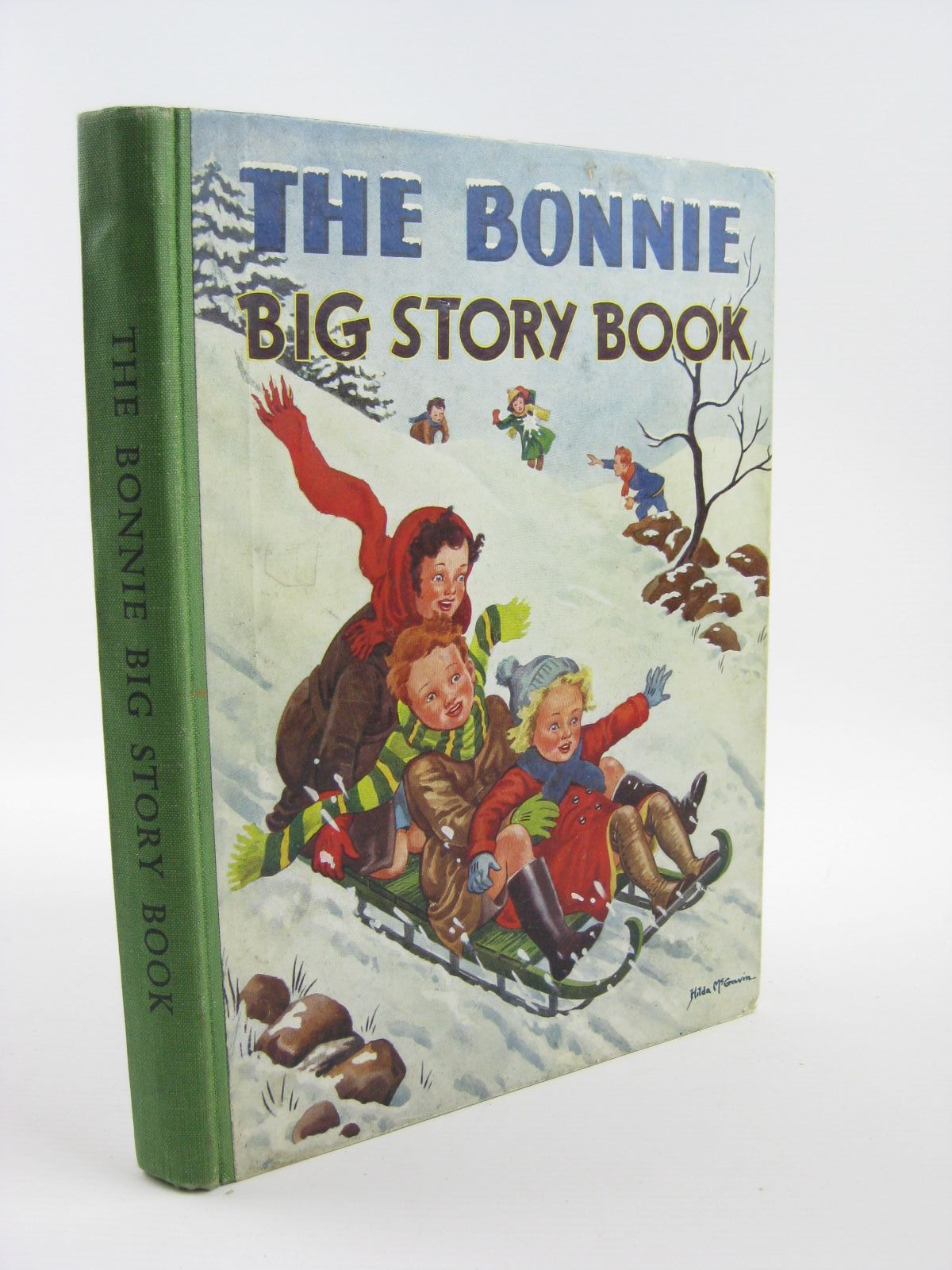 Photo of THE BONNIE BIG STORY BOOK illustrated by Lambert, H.G.C. Marsh<br />Topham, published by Ward, Lock & Co. Ltd. (STOCK CODE: 1310576)  for sale by Stella & Rose's Books