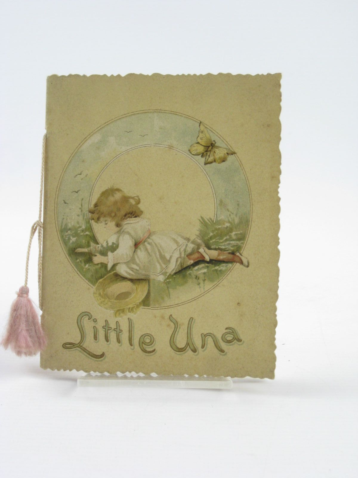 Photo of LITTLE UNA written by Postgate, Isa J. published by The Art Lithographic Publishing Co., The Artistic Lithographic Company (STOCK CODE: 1310626)  for sale by Stella & Rose's Books