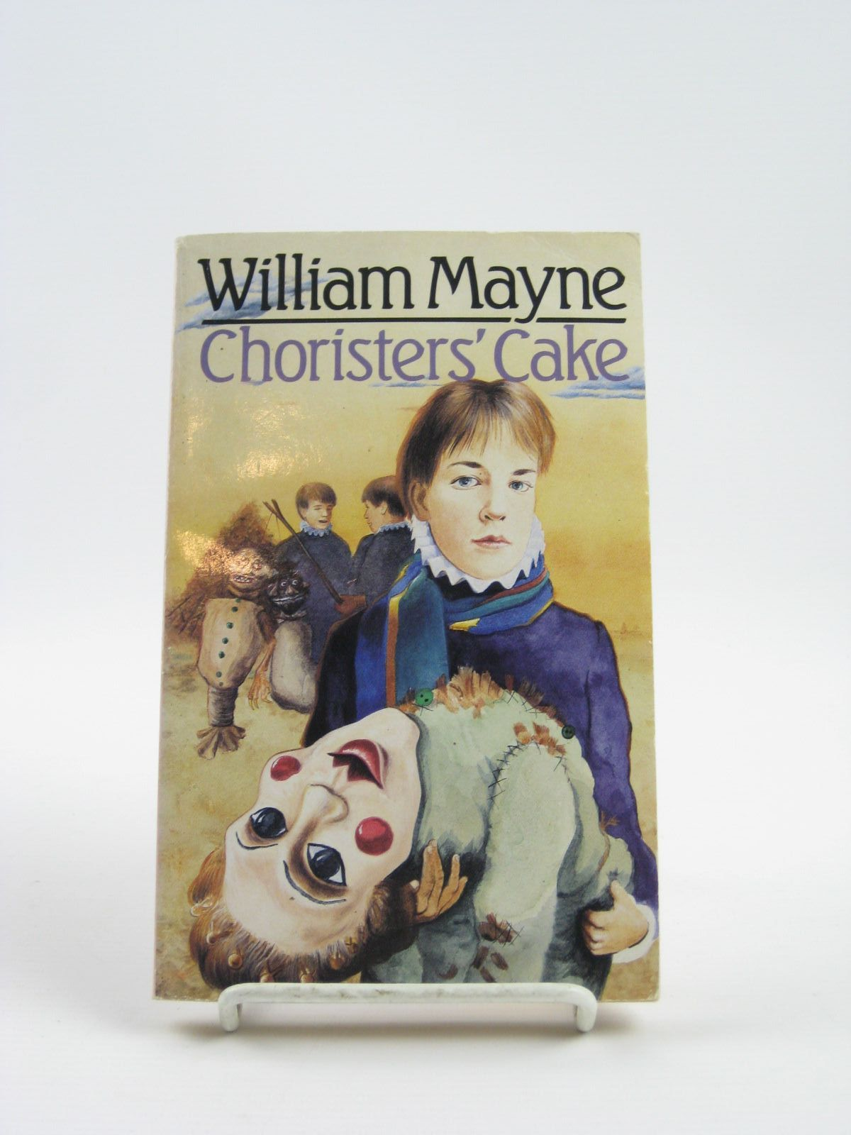 Photo of CHORISTER'S CAKE written by Mayne, William illustrated by Hodges, C. Walter published by Jade Publishers (STOCK CODE: 1310669)  for sale by Stella & Rose's Books