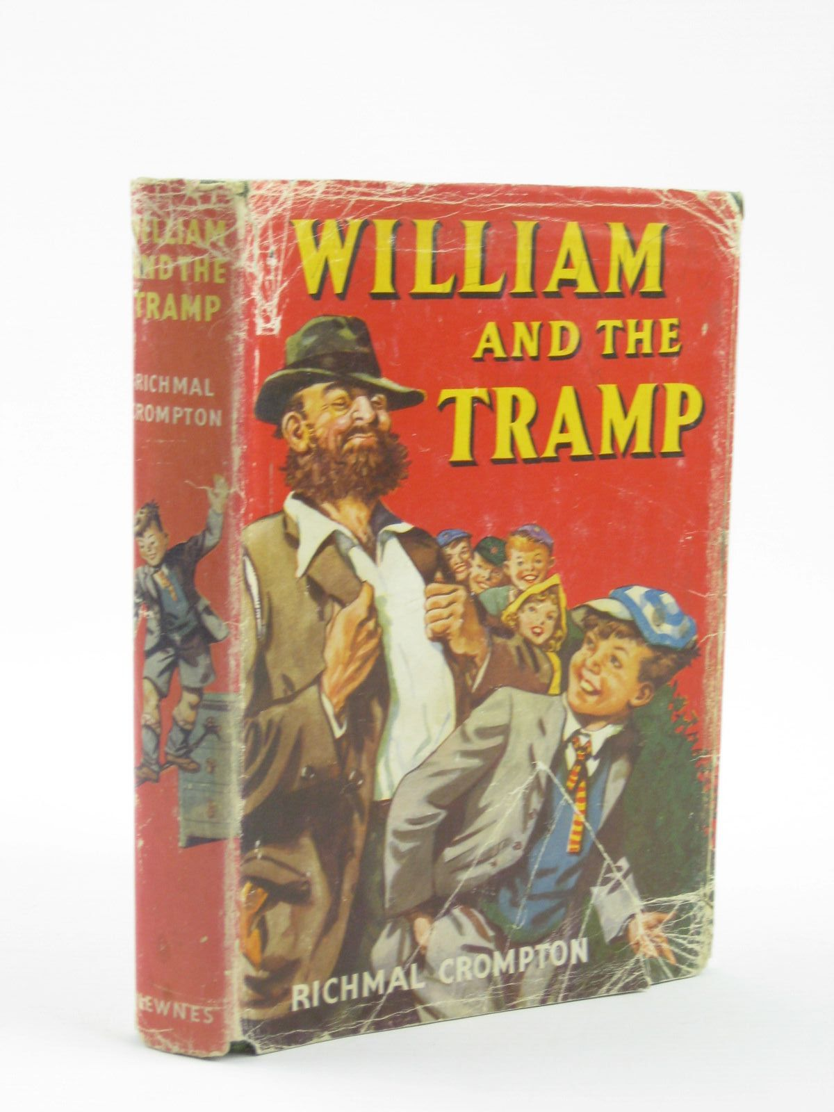Photo of WILLIAM AND THE TRAMP- Stock Number: 1310724
