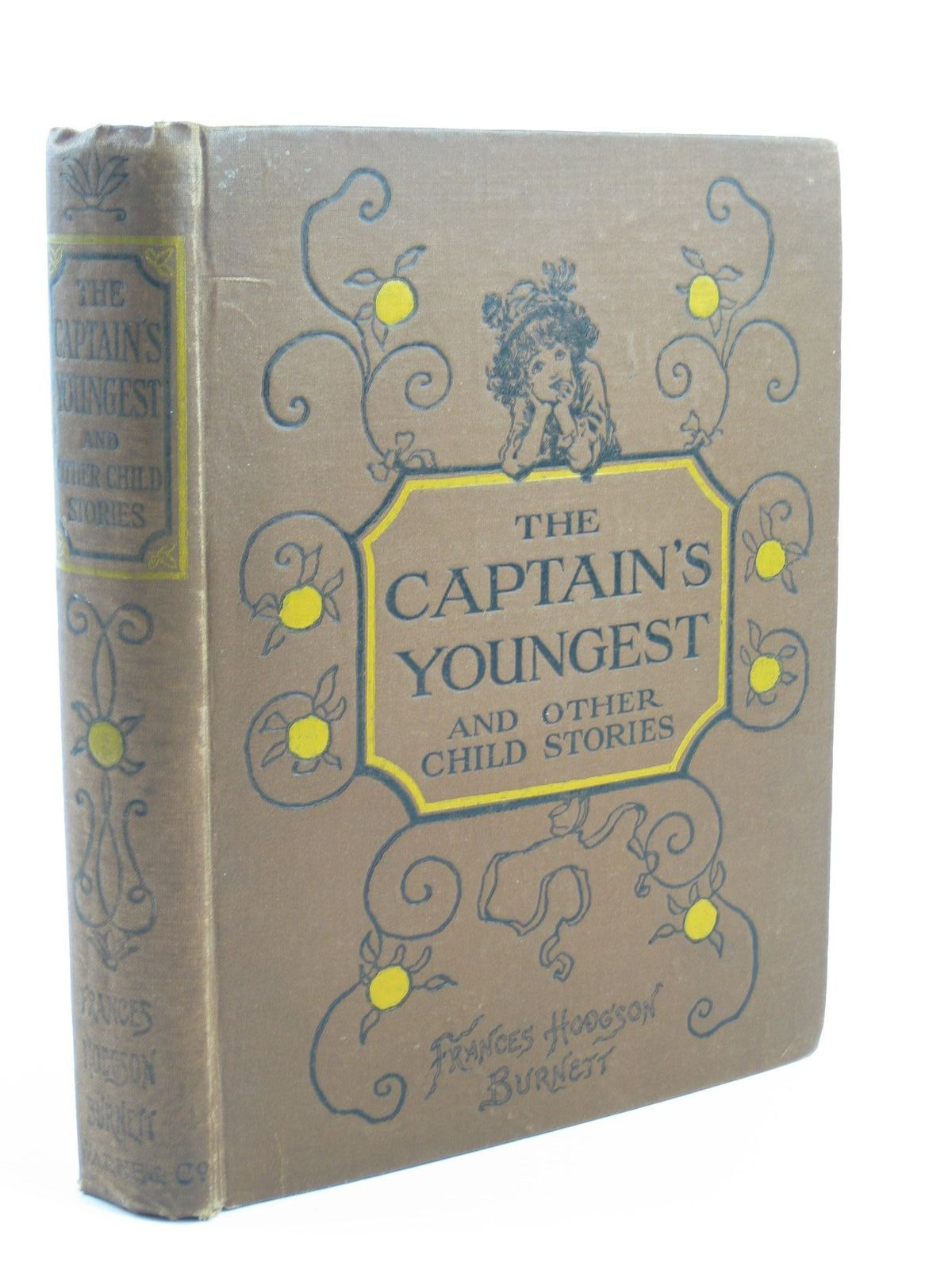 Photo of THE CAPTAIN'S YOUNGEST PICCINO AND OTHER CHILD STORIES written by Burnett, Frances Hodgson published by Frederick Warne & Co. (STOCK CODE: 1310962)  for sale by Stella & Rose's Books
