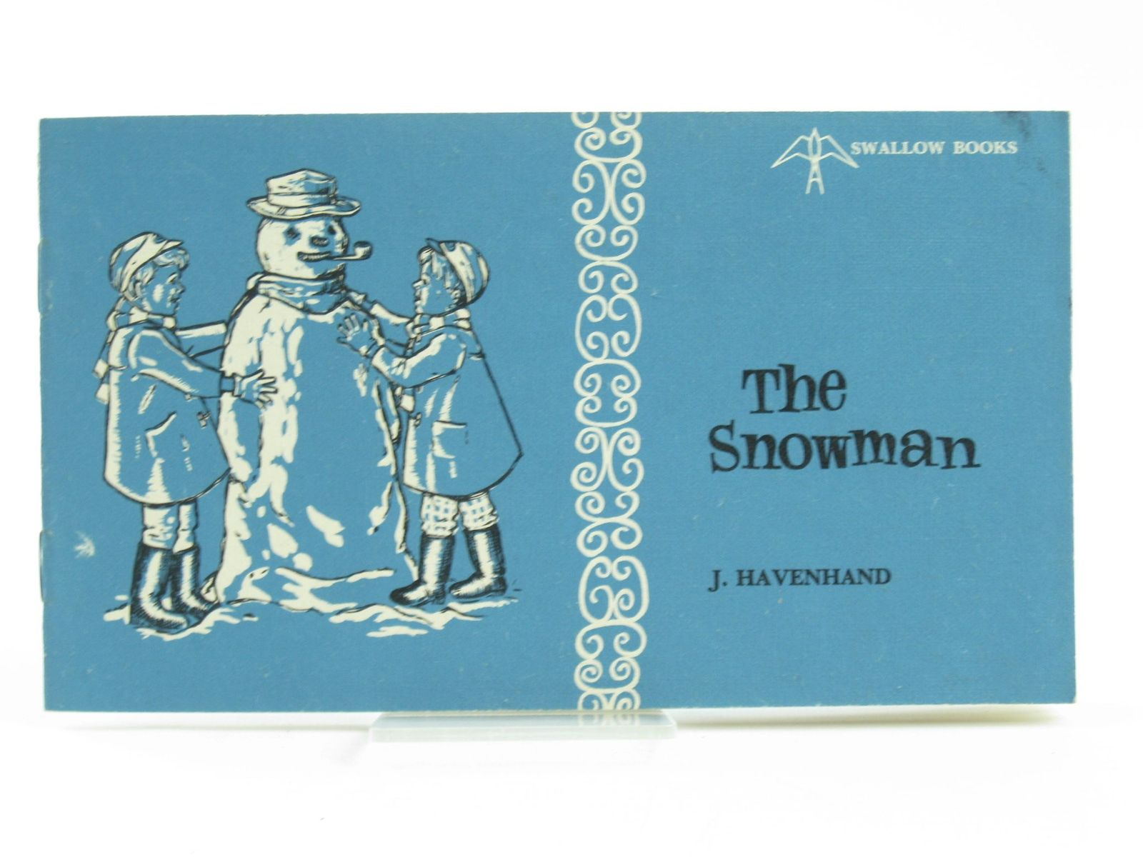 Photo of THE SNOWMAN written by Havenhand, J. illustrated by Saul, A. published by E.J. Arnold & Son Ltd. (STOCK CODE: 1310966)  for sale by Stella & Rose's Books
