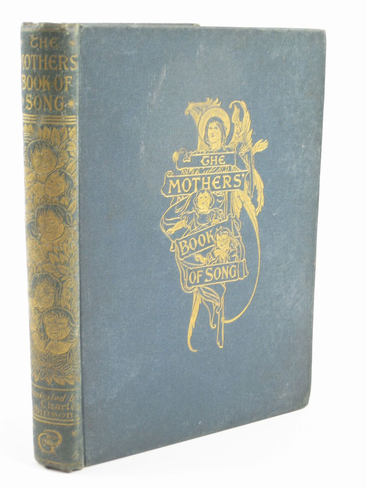 Photo of THE MOTHER'S BOOK OF SONG illustrated by Robinson, Charles published by Wells Gardner, Darton & Co. (STOCK CODE: 1310972)  for sale by Stella & Rose's Books