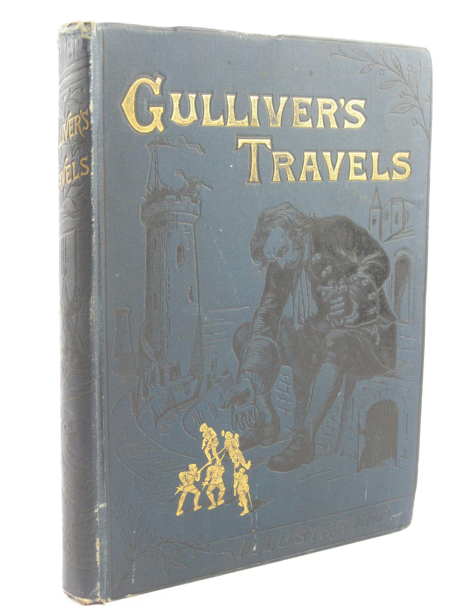 Gulliver S Travels Written By Swift Jonathan Waller John