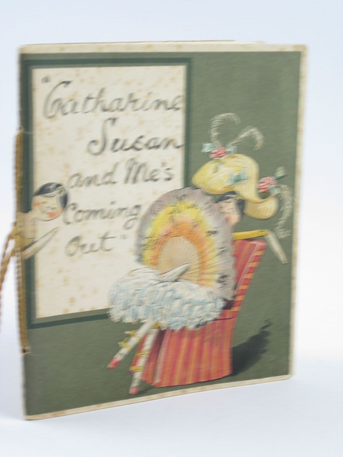 Photo of CATHARINE SUSAN AND ME'S COMING OUT written by Ainslie, Kathleen illustrated by Ainslie, Kathleen published by Castell Brothers Ltd. (STOCK CODE: 1311053)  for sale by Stella & Rose's Books