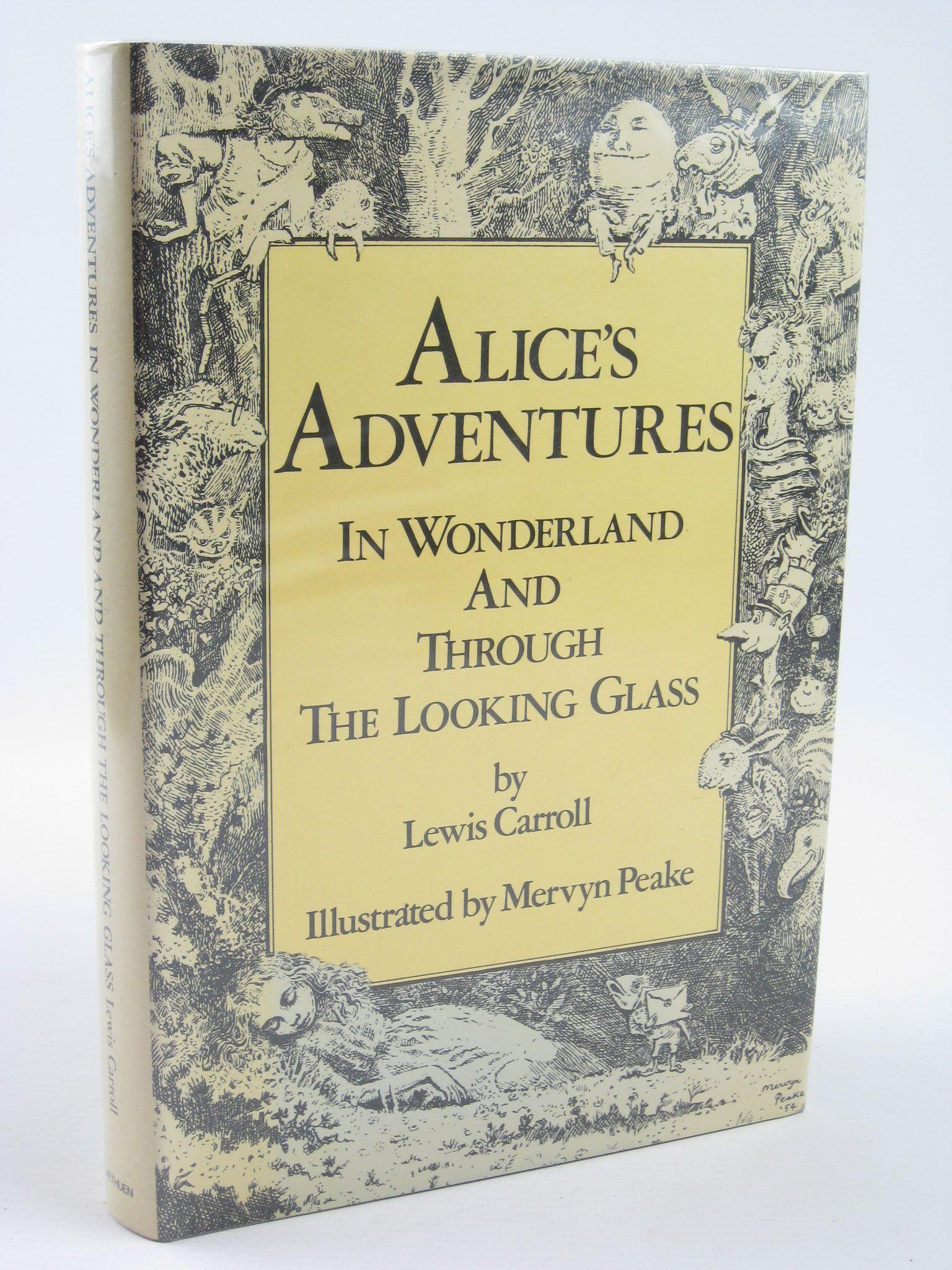 Alice in wonderland background story-4345