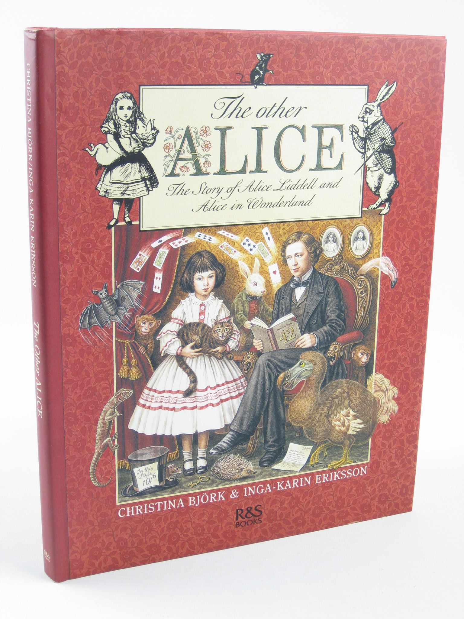Photo of THE OTHER ALICE written by Bjork, Christina illustrated by Eriksson, Inga-Karin published by Raben & Sjogren (STOCK CODE: 1311202)  for sale by Stella & Rose's Books