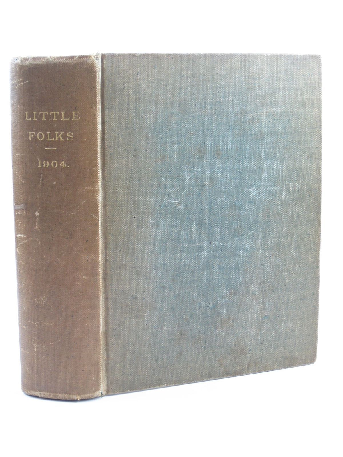Photo of LITTLE FOLKS 1904 written by Meade, L.T.<br />Ellis, Edward S.<br />Woolf, B.Sidney<br />Cuthell, Edith E.<br />et al, illustrated by Rountree, Harry<br />Griset, Ernest<br />Jackson, A.E.<br />et al., published by Cassell & Company Limited (STOCK CODE: 1311221)  for sale by Stella & Rose's Books