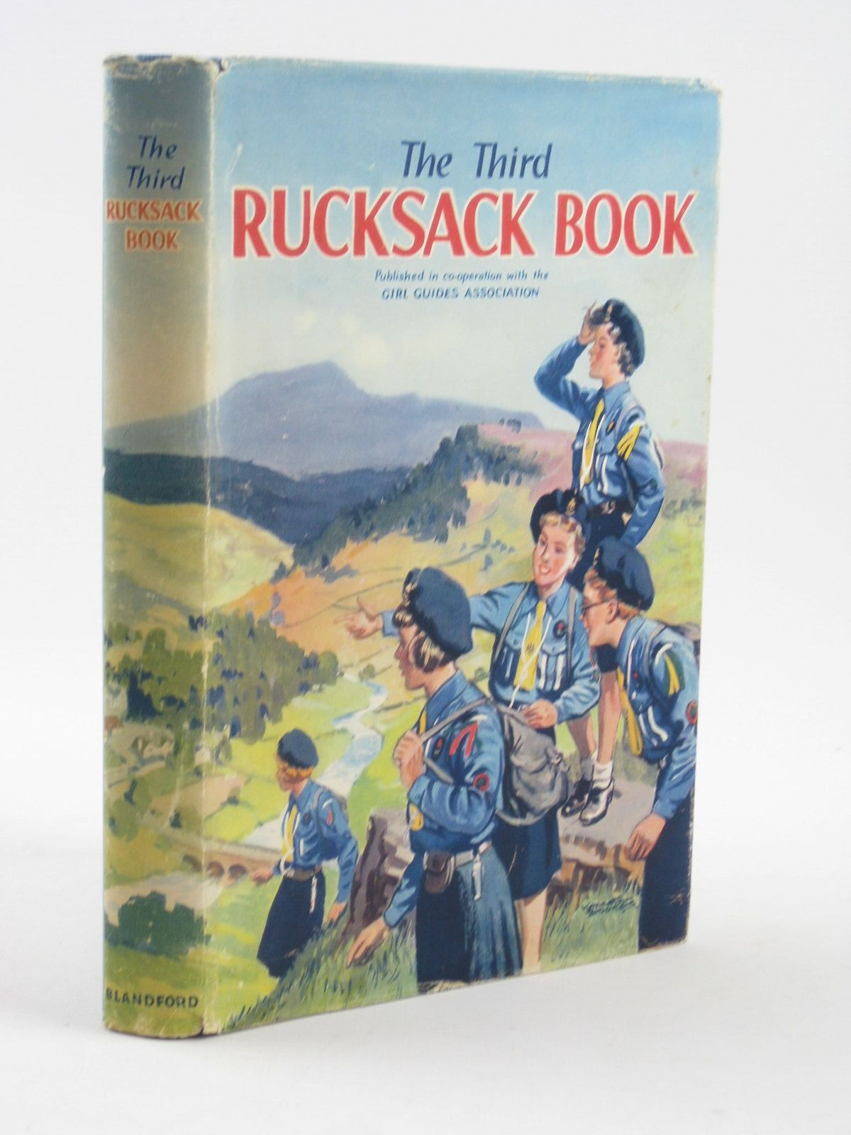 Photo of THE THIRD RUCKSACK BOOK written by Place, G.M.<br />Baden-Powell, Lady published by Blandford Press (STOCK CODE: 1311292)  for sale by Stella & Rose's Books