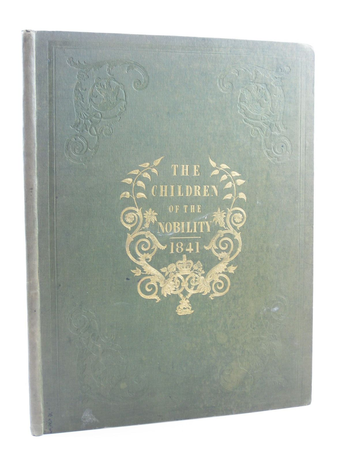 Photo of PORTRAITS OF THE CHILDREN OF THE NOBILITY written by Fairlie, Mrs<br />et al, illustrated by Chalon, Alfred E.<br />et al., published by Longman, Orme, Brown, Green and Longmans (STOCK CODE: 1311381)  for sale by Stella & Rose's Books