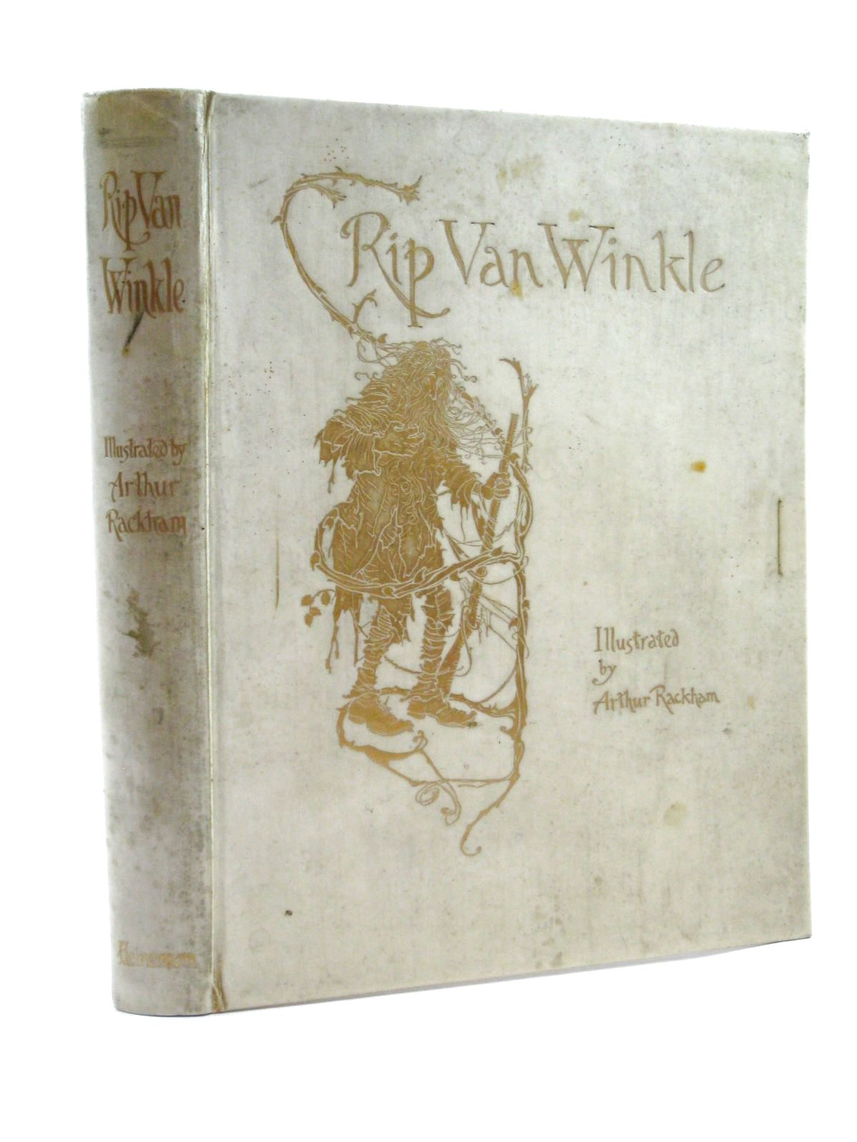 Photo of RIP VAN WINKLE