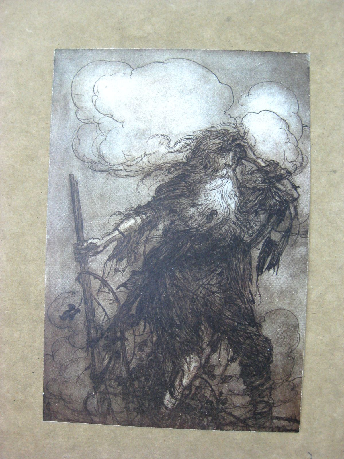 Photo of RIP VAN WINKLE written by Irving, Washington illustrated by Rackham, Arthur published by William Heinemann (STOCK CODE: 1311383)  for sale by Stella & Rose's Books
