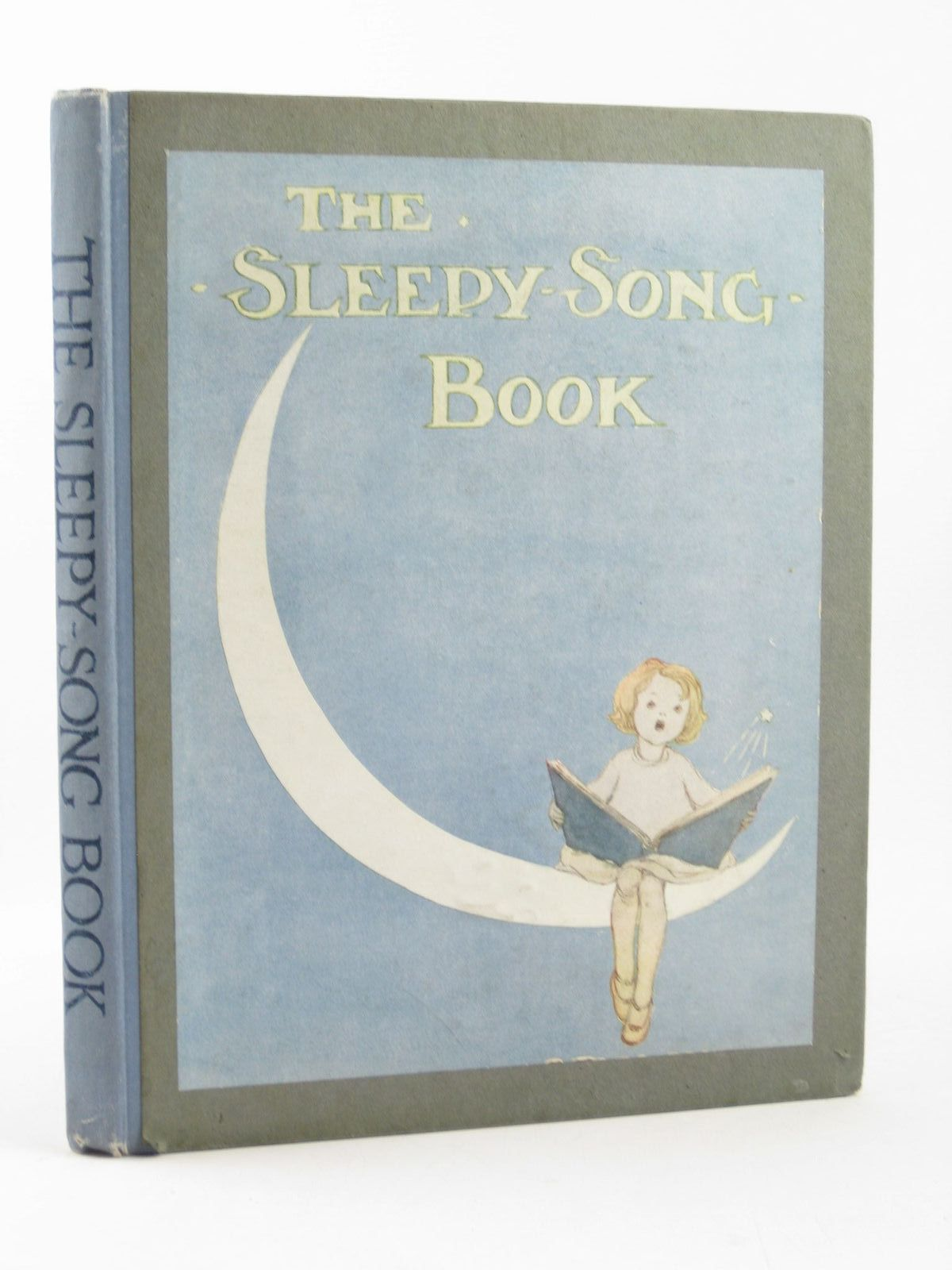 Photo of THE SLEEPY-SONG BOOK written by Field, Eugene<br />Byron, May<br />Campbell, Florence<br />Campbell, H.A.J. illustrated by Anderson, Anne published by George G. Harrap & Co. Ltd. (STOCK CODE: 1311480)  for sale by Stella & Rose's Books