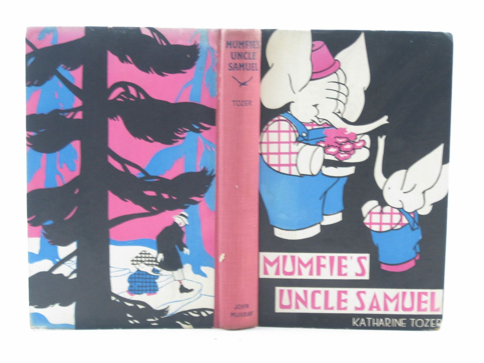 Photo of MUMFIE'S UNCLE SAMUEL written by Tozer, Katharine illustrated by Tozer, Katharine published by John Murray (STOCK CODE: 1311601)  for sale by Stella & Rose's Books