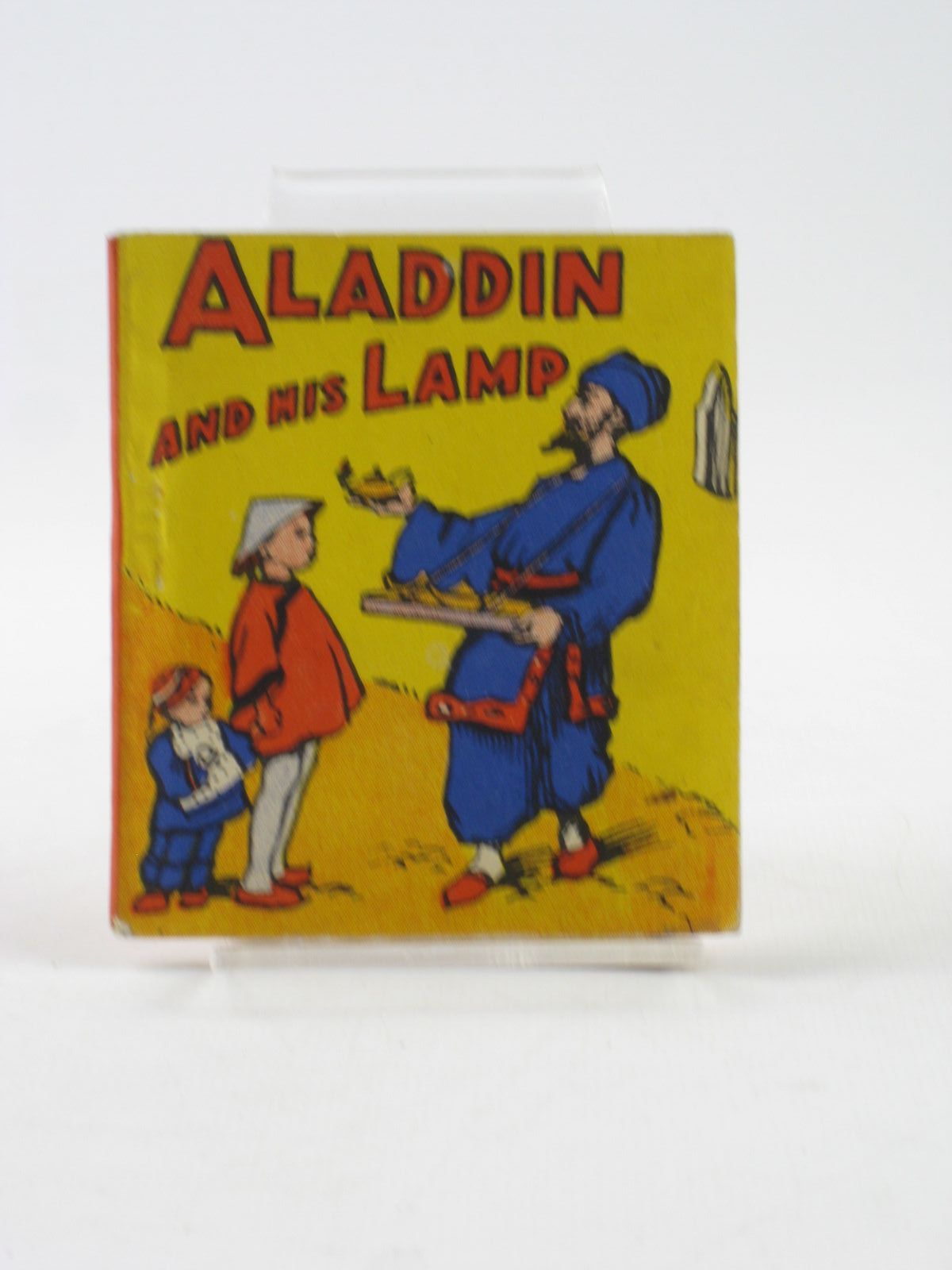 Photo of ALADDIN AND HIS LAMP published by Birn Brothers Ltd. (STOCK CODE: 1311649)  for sale by Stella & Rose's Books
