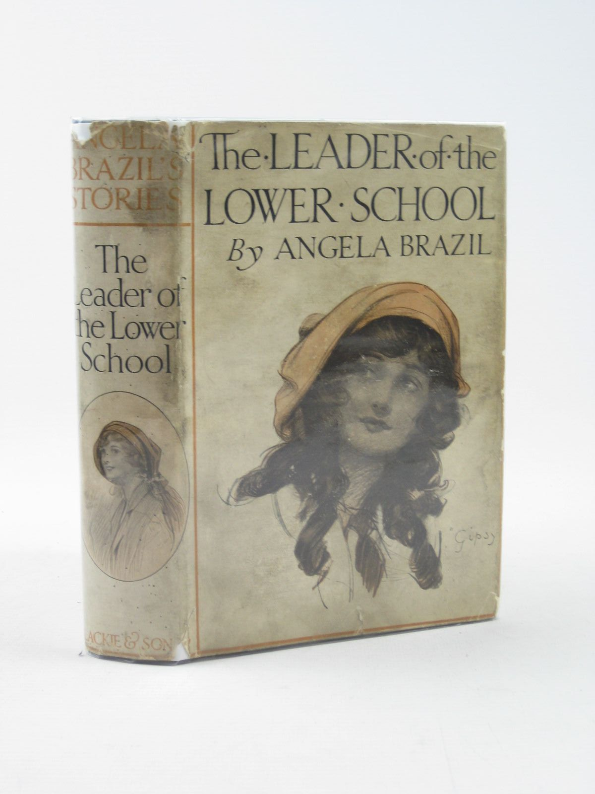 Photo of THE LEADER OF THE LOWER SCHOOL written by Brazil, Angela illustrated by Campbell, John published by Blackie & Son Ltd. (STOCK CODE: 1311749)  for sale by Stella & Rose's Books