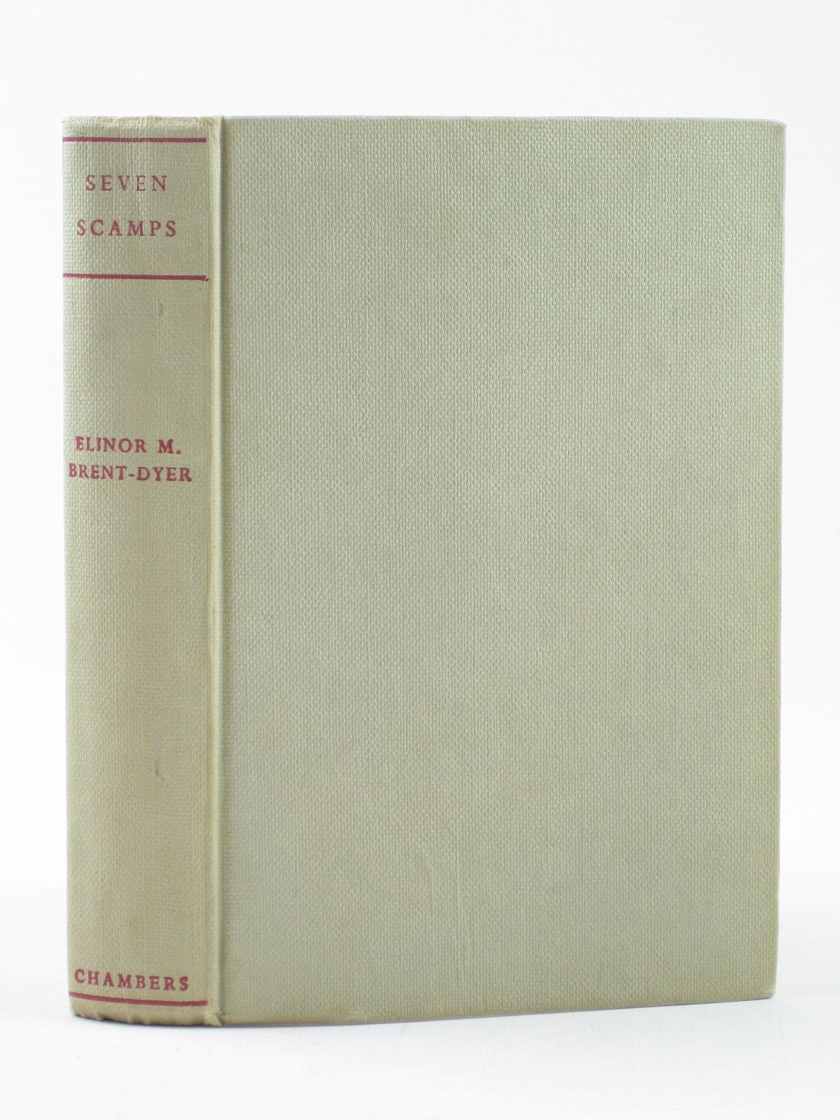 Photo of SEVEN SCAMPS written by Brent-Dyer, Elinor M. published by W. & R. Chambers Limited (STOCK CODE: 1311805)  for sale by Stella & Rose's Books