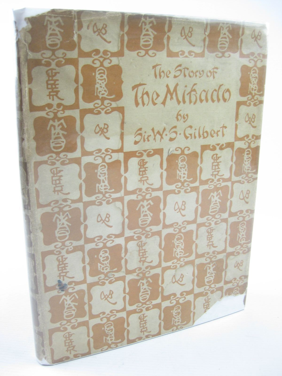 Photo of THE STORY OF THE MIKADO written by Gilbert, W.S. illustrated by Woodward, Alice B. published by Daniel O'Connor (STOCK CODE: 1311851)  for sale by Stella & Rose's Books
