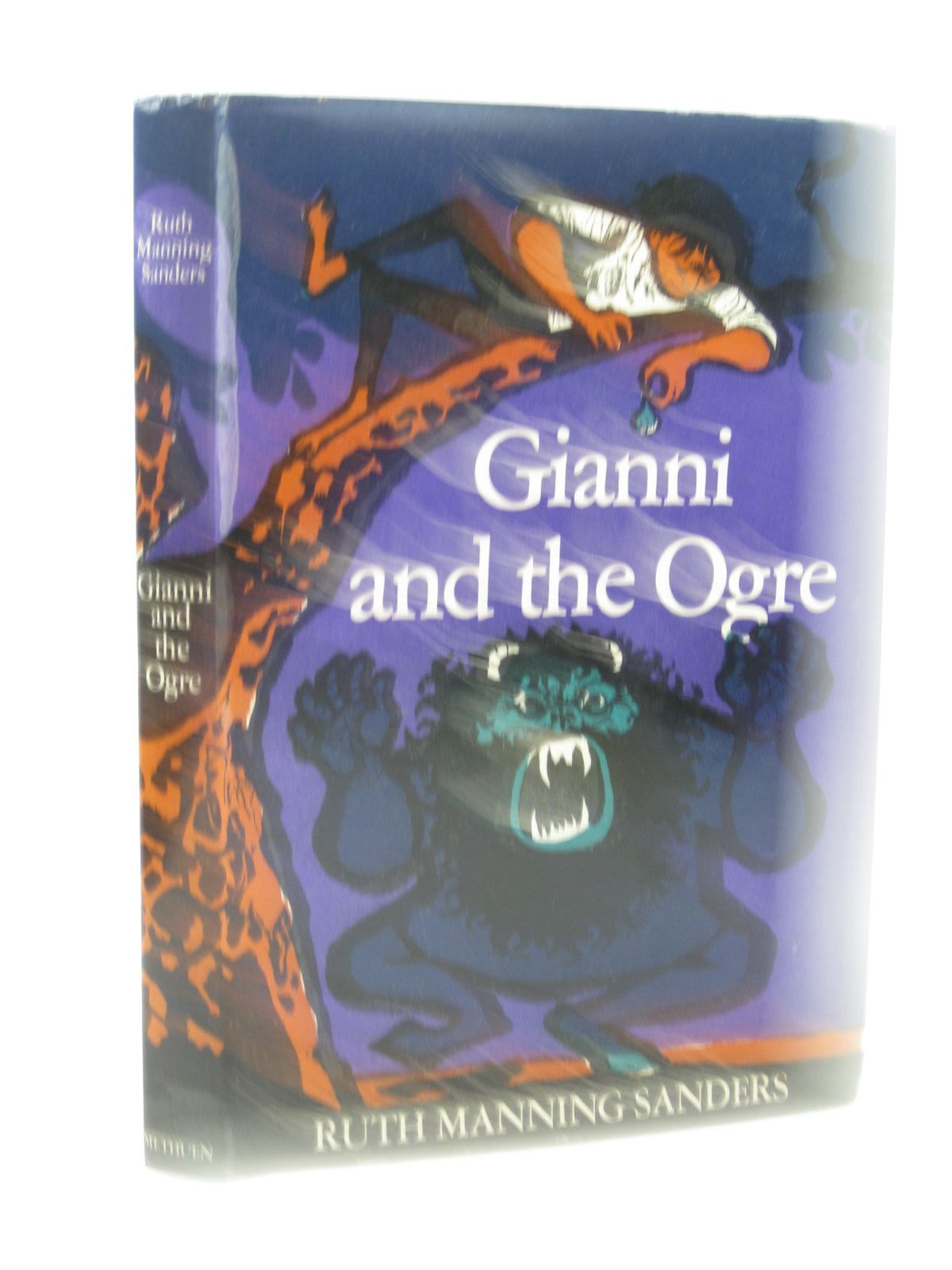 Photo of GIANNI AND THE OGRE written by Manning-Sanders, Ruth illustrated by Stobbs, William published by Methuen Children's Books (STOCK CODE: 1311865)  for sale by Stella & Rose's Books