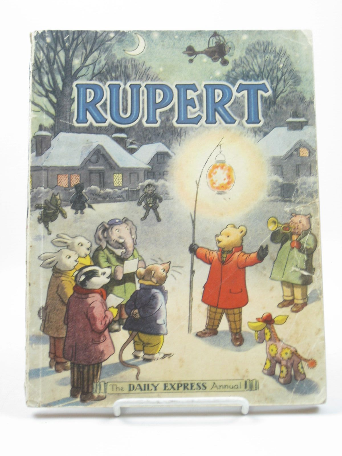Photo of RUPERT ANNUAL 1949 written by Bestall, Alfred illustrated by Bestall, Alfred published by Daily Express (STOCK CODE: 1311909)  for sale by Stella & Rose's Books
