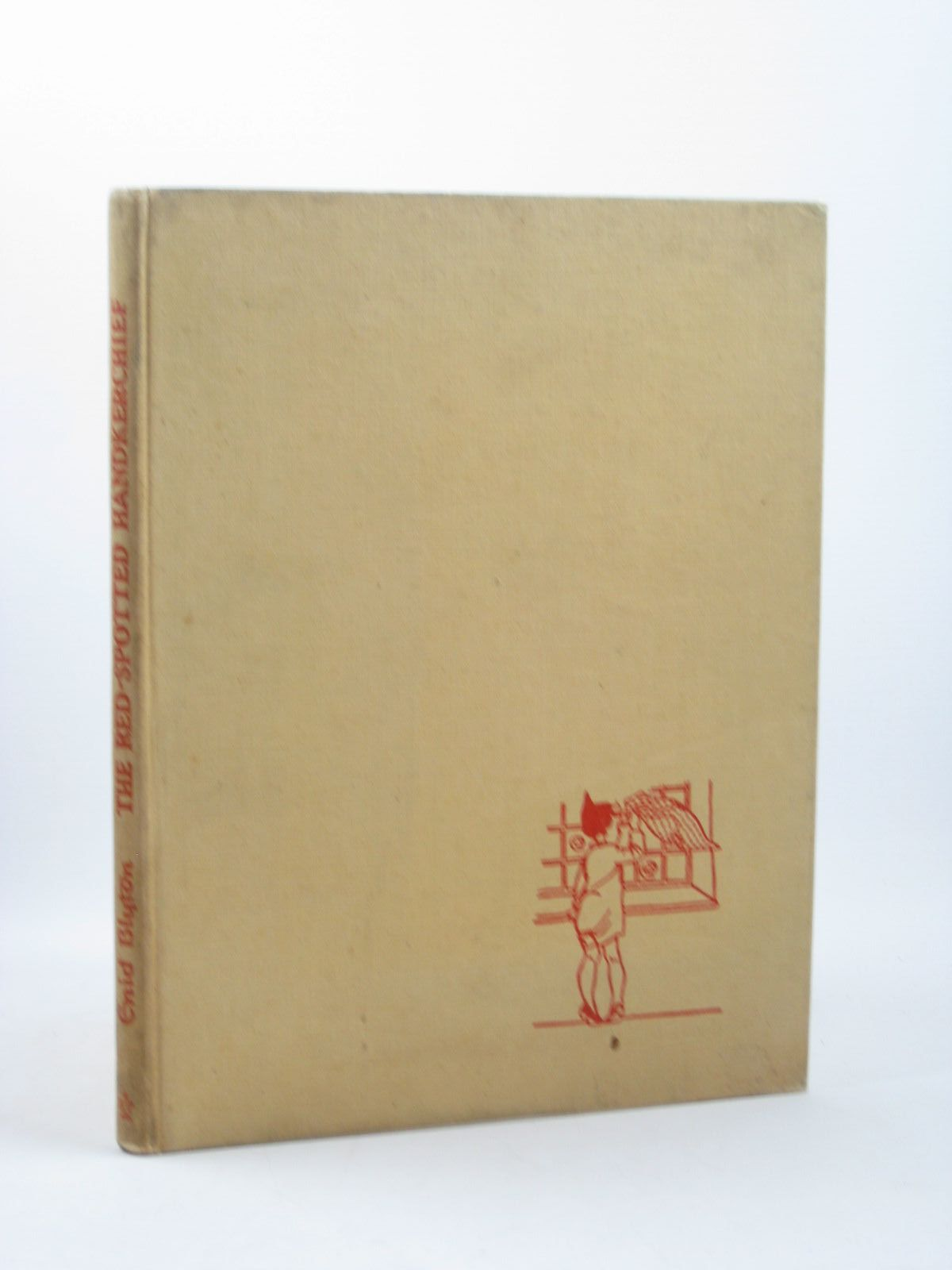 Photo of THE RED-SPOTTED HANDKERCHIEF & OTHER STORIES written by Blyton, Enid illustrated by Gell, Kathleen published by Brockhampton Press (STOCK CODE: 1311970)  for sale by Stella & Rose's Books