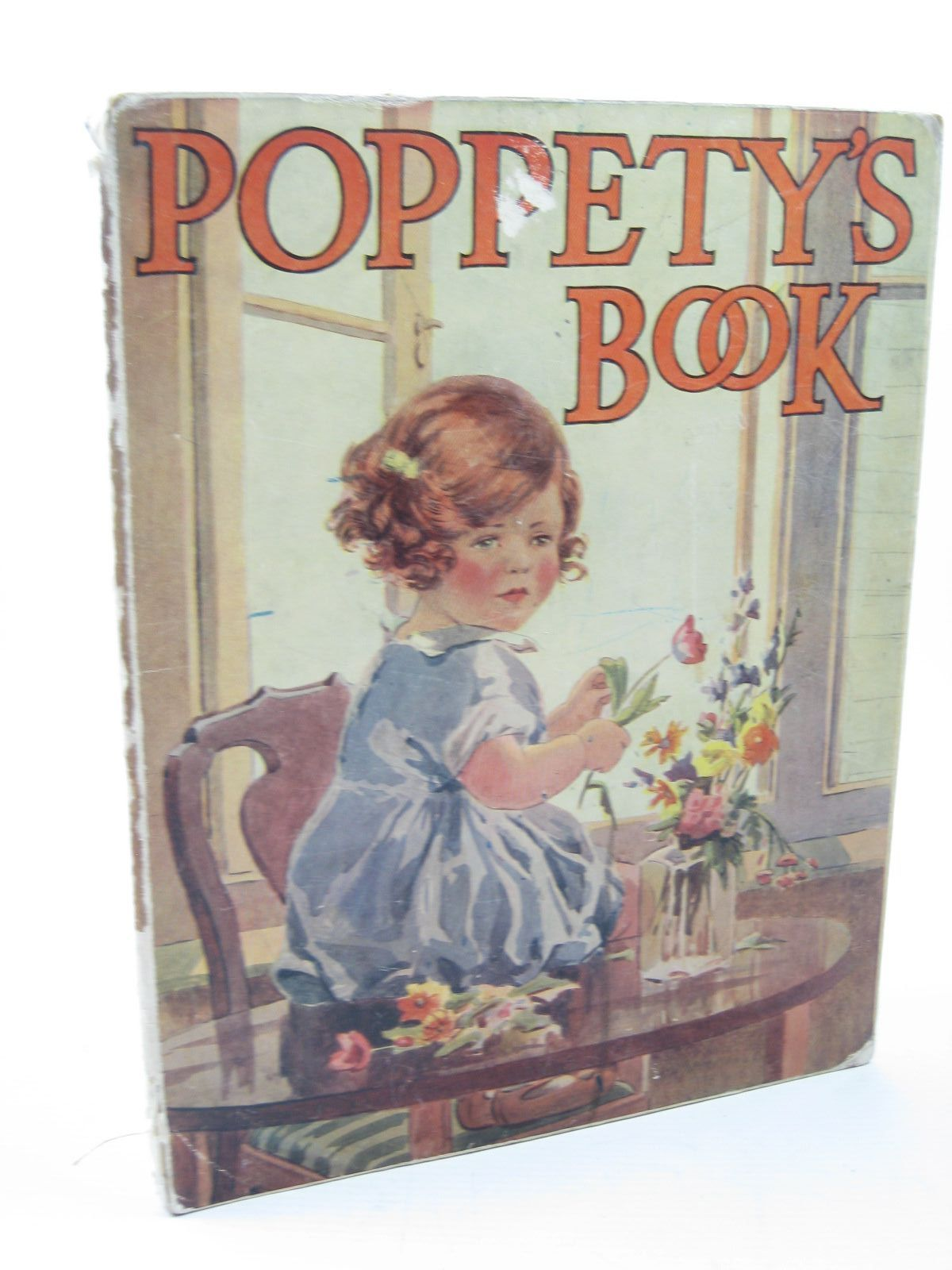 Photo of POPPETY'S BOOK illustrated by Topham, Inez<br />Woolley, Harry<br />et al., published by Thomas Nelson and Sons Ltd. (STOCK CODE: 1312066)  for sale by Stella & Rose's Books