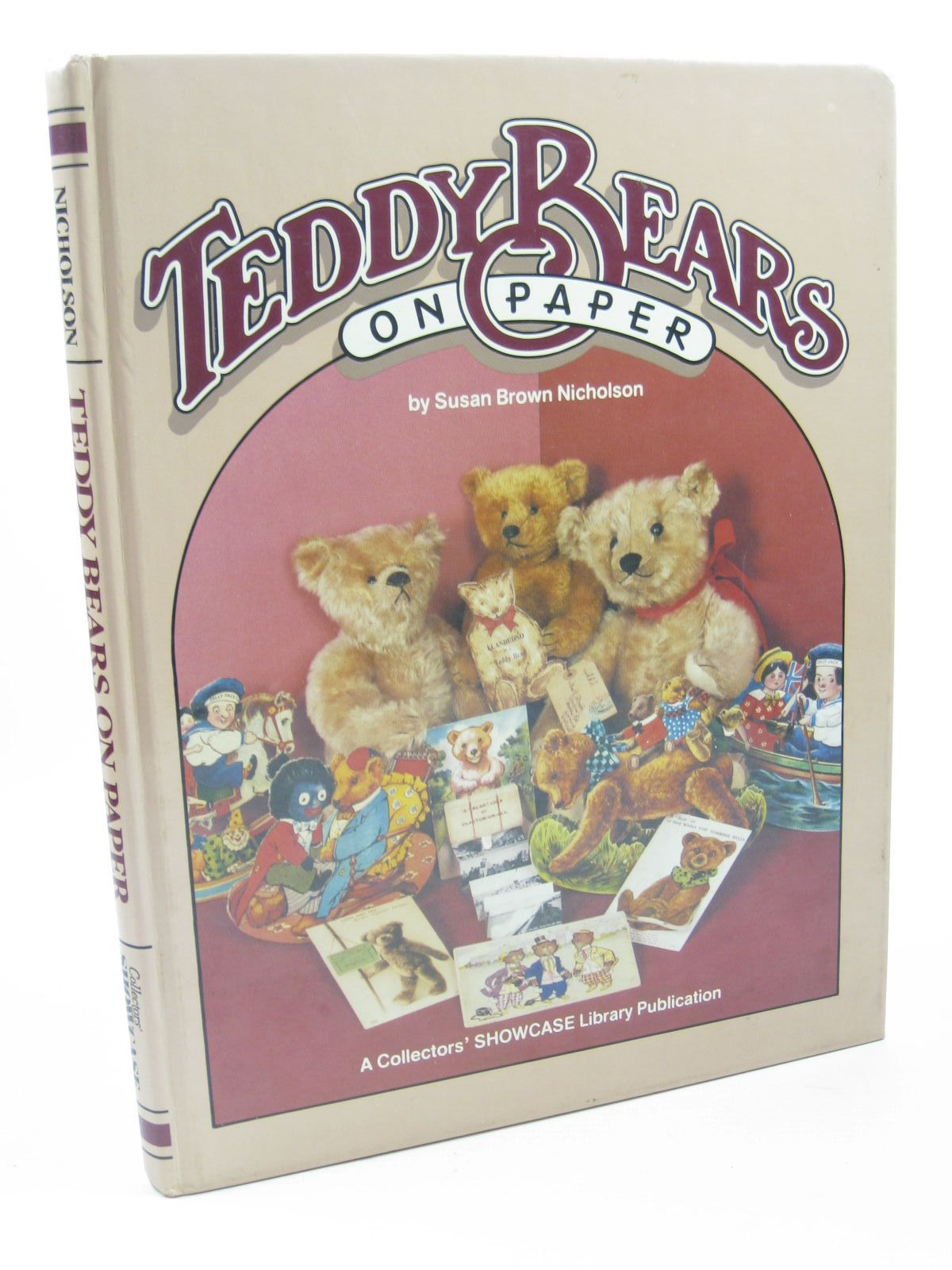 Photo of TEDDY BEARS ON PAPER written by Nicholson, Susan Brown published by Taylor Publishing Company (STOCK CODE: 1312068)  for sale by Stella & Rose's Books