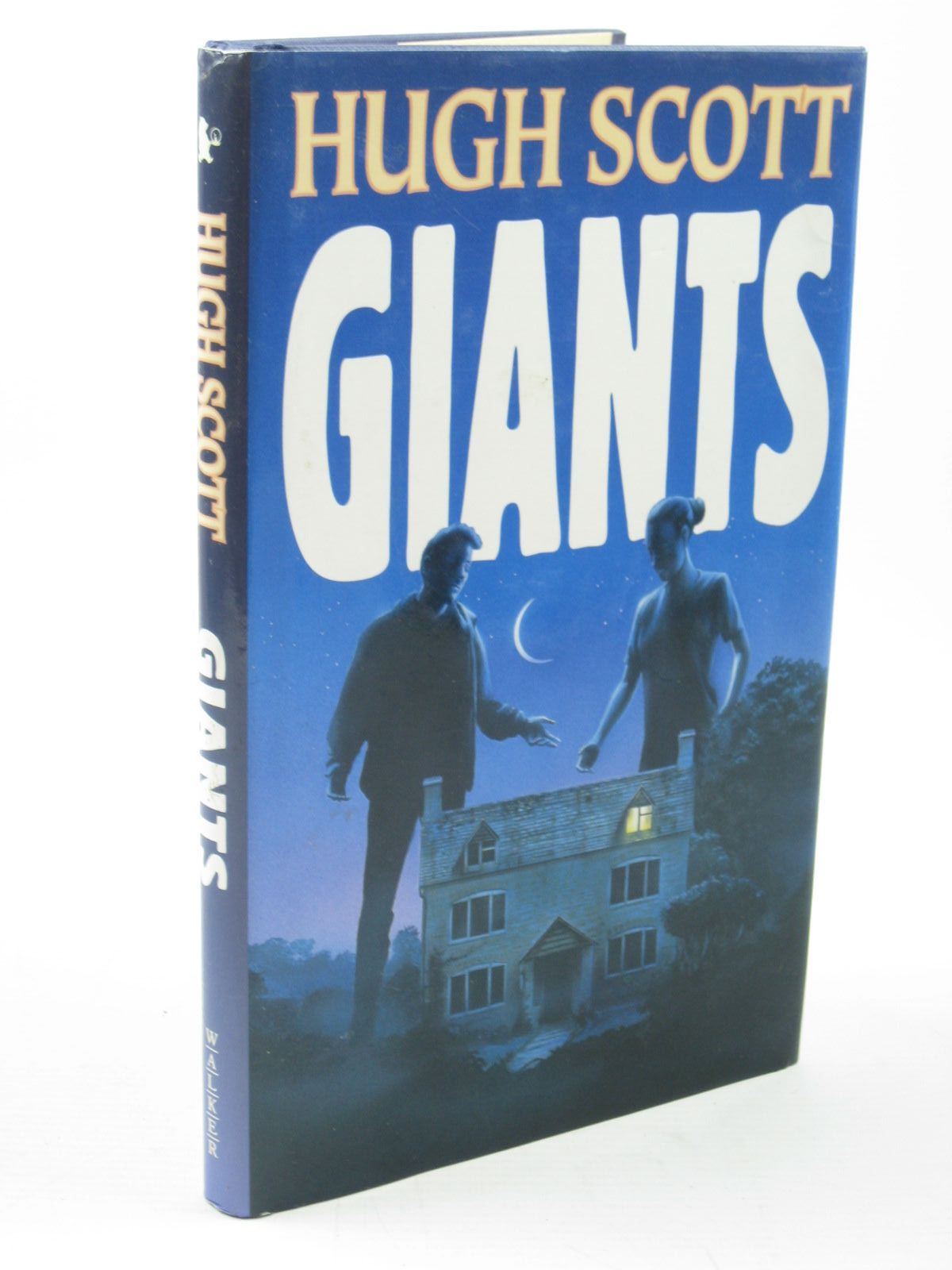 Photo of GIANTS written by Scott, Hugh published by Walker Books (STOCK CODE: 1312101)  for sale by Stella & Rose's Books