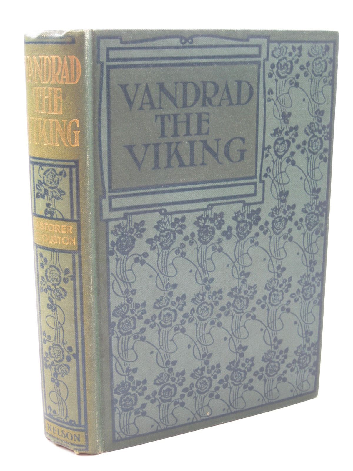 Photo of VANDRAD THE VIKING written by Clouston, J. Storer published by Thomas Nelson & Sons (STOCK CODE: 1312118)  for sale by Stella & Rose's Books