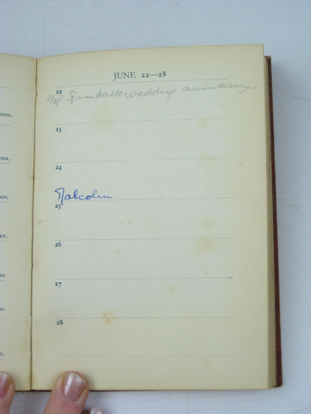Photo of THE MARGARET TARRANT BIRTHDAY BOOK written by Cole, Frank illustrated by Tarrant, Margaret published by The Medici Society (STOCK CODE: 1312161)  for sale by Stella & Rose's Books