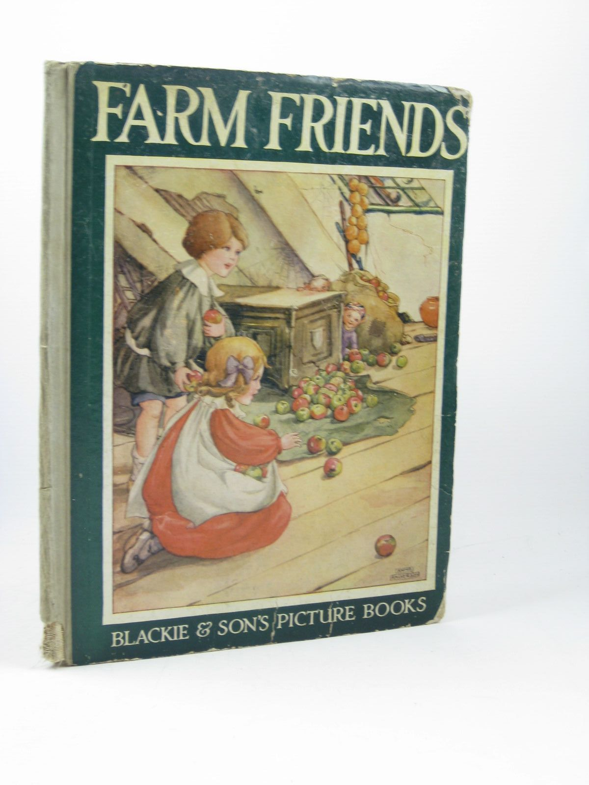 Photo of FARM FRIENDS illustrated by Rackham, Arthur<br />Aldin, Cecil<br />Anderson, Anne<br />et al., published by Blackie & Son Ltd. (STOCK CODE: 1312271)  for sale by Stella & Rose's Books