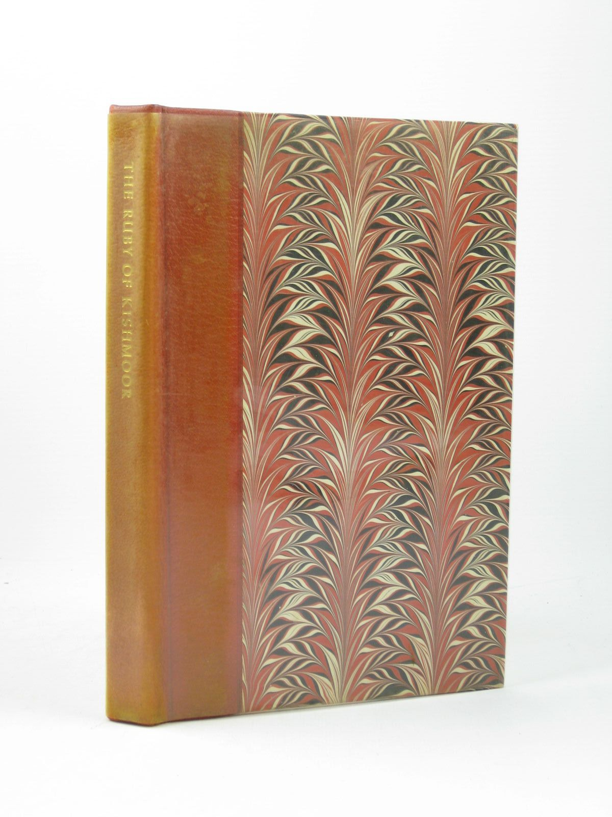 Photo of THE RUBY OF KISHMOOR written by Pyle, Howard illustrated by Pyle, Howard published by C.F. Braun & Co. (STOCK CODE: 1312383)  for sale by Stella & Rose's Books