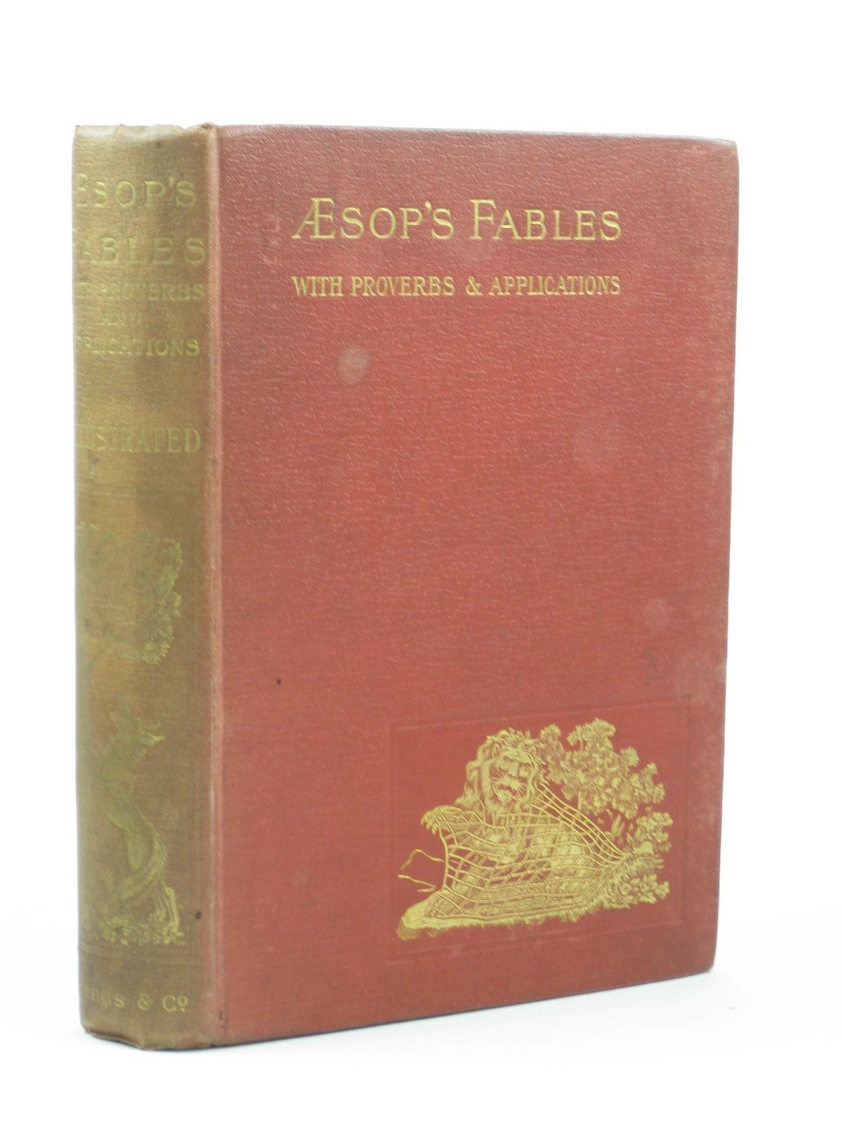 Photo of AESOP'S FABLES- Stock Number: 1312425