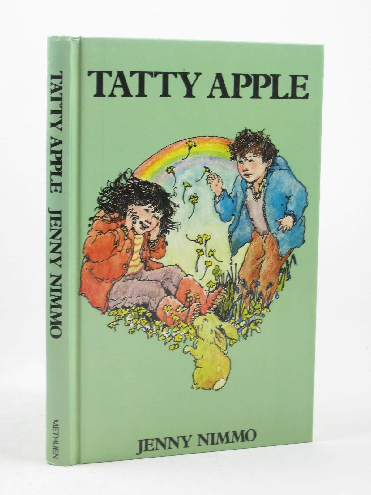 Photo of TATTY APPLE written by Nimmo, Jenny illustrated by Lamont, Priscilla published by Methuen Children's Books Ltd. (STOCK CODE: 1312493)  for sale by Stella & Rose's Books