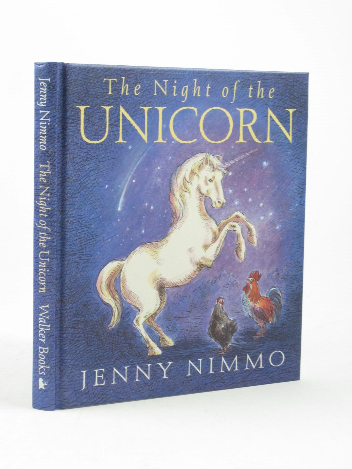 Photo of THE NIGHT OF THE UNICORN written by Nimmo, Jenny illustrated by Milne, Terry published by Walker Books (STOCK CODE: 1312625)  for sale by Stella & Rose's Books