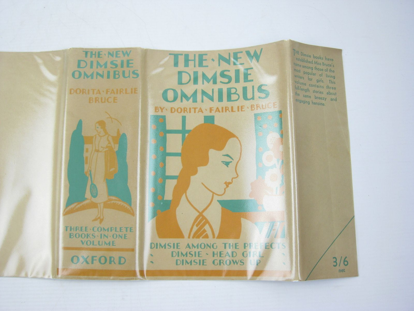 Photo of THE NEW DIMSIE OMNIBUS written by Bruce, Dorita Fairlie published by Oxford University Press, Humphrey Milford (STOCK CODE: 1312648)  for sale by Stella & Rose's Books